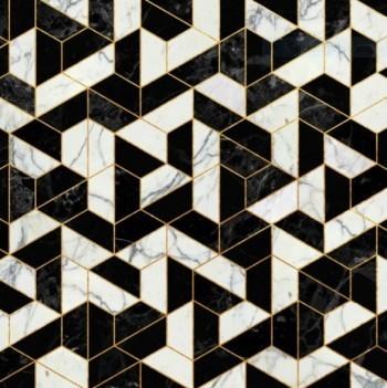 Hypnotic-tiling-pattern